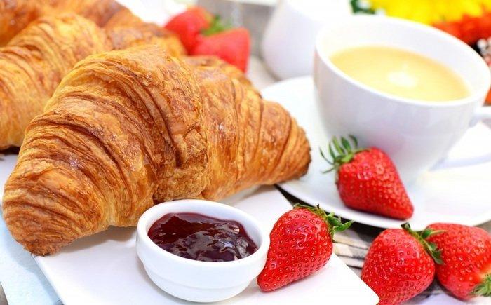 Неправильный завтрак