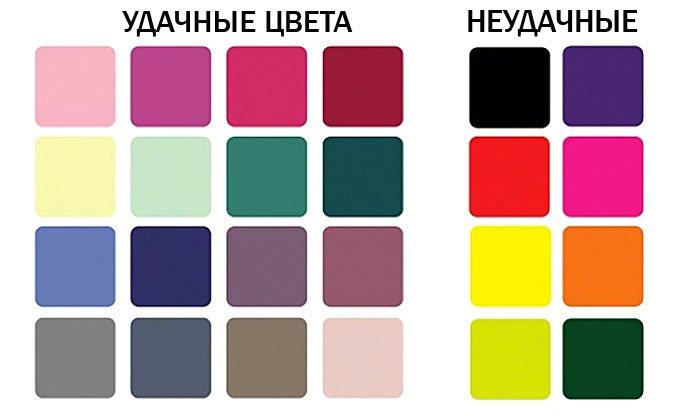 Цветотип Мягкое Лето