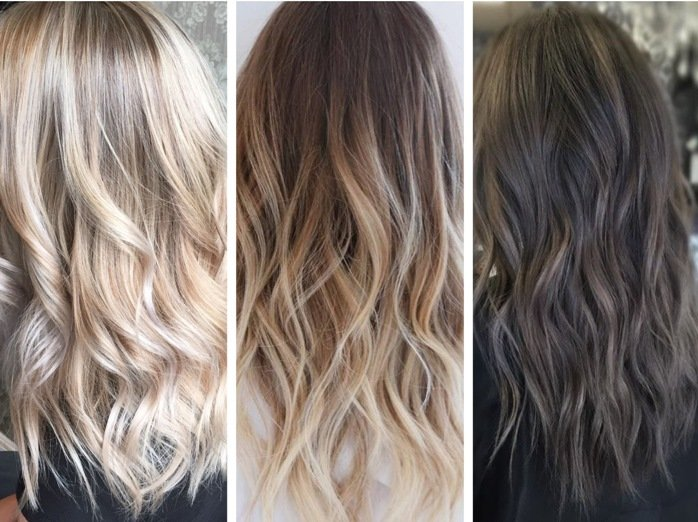 Цветотип Лето волосы