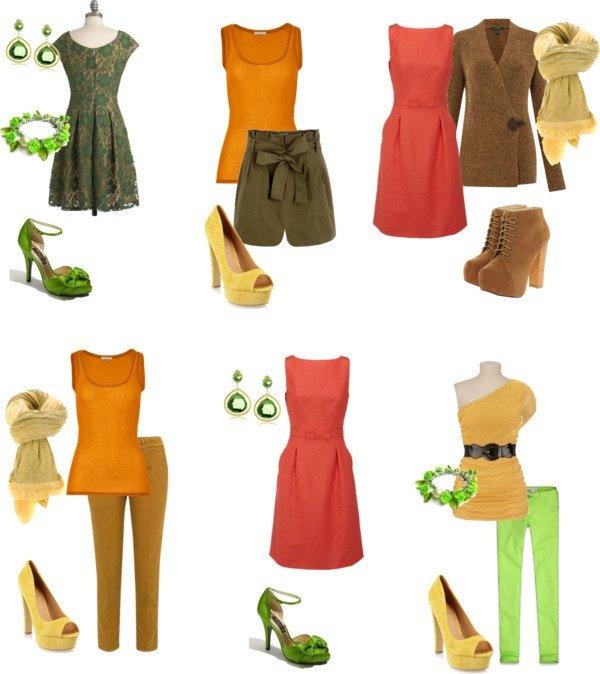 Теплая весна одежда
