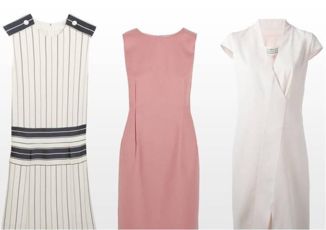 Базовый гардероб на весну - платья