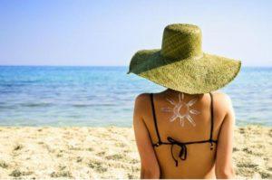 Лечение солнечных ожогов