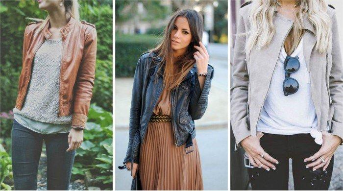 Базовый гардероб на лето - куртки