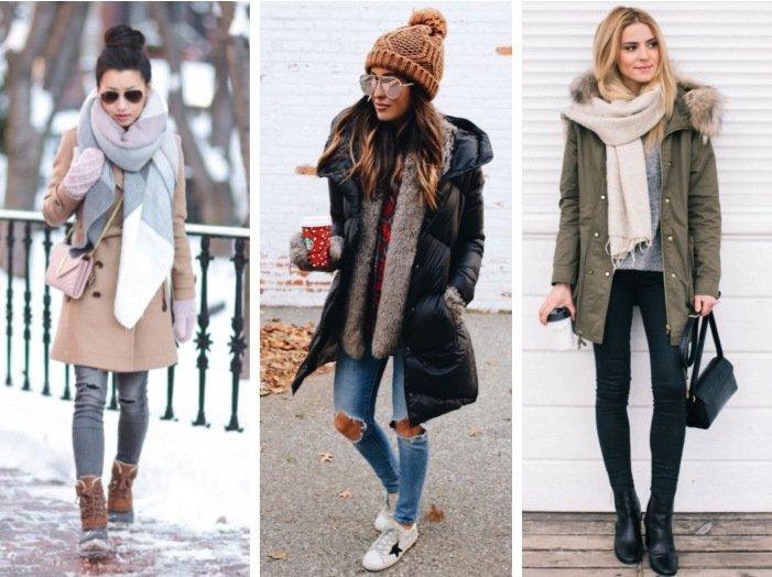 Базовый гардероб на зиму