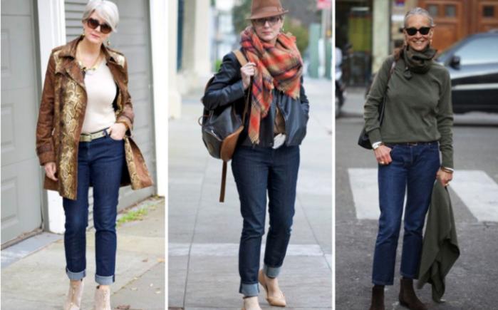 Как одеваться женщине после 50 лет