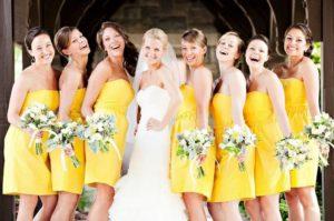 Как одеться на свадьбу девушке гостье?