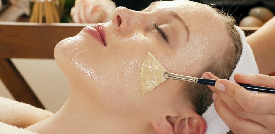 Пилинг для кожи лица