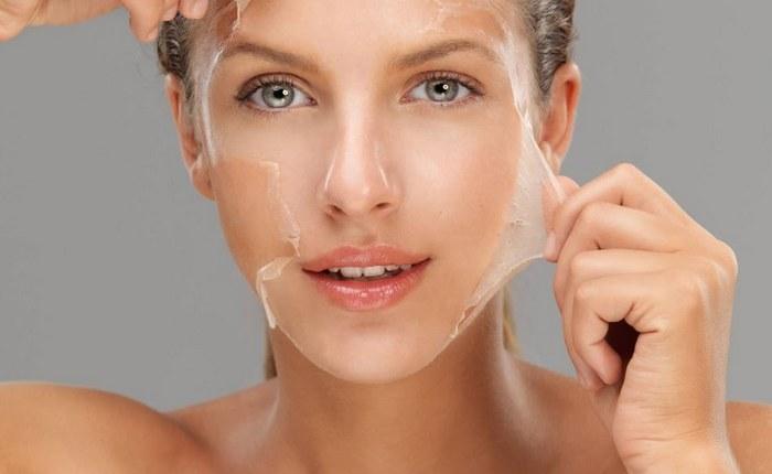 Как подтянуть кожу лица?