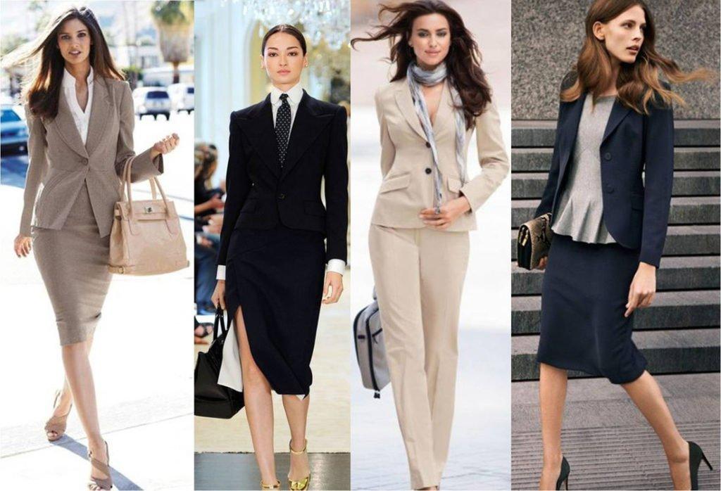 Как одеваться в офис?