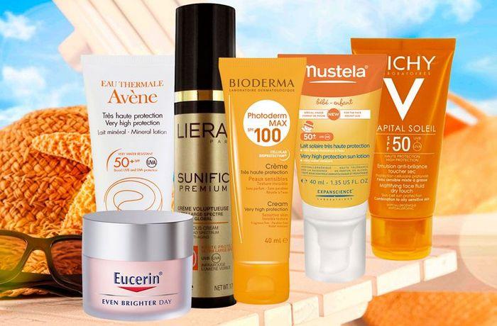 Как выбрать солнцезащитный крем для лица?