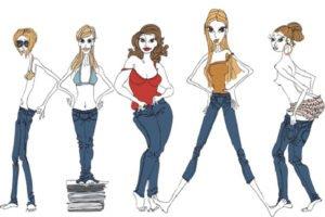 Как выбрать одежду по типу фигуры?