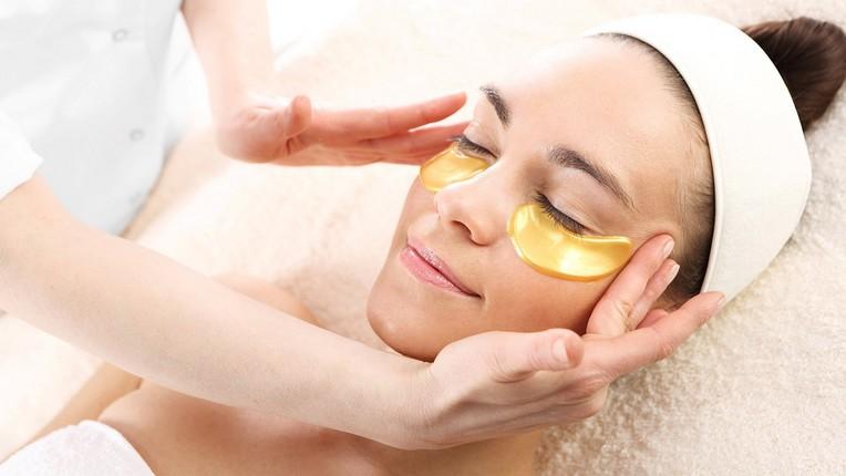 Уход за кожей вокруг глаз в дом условиях