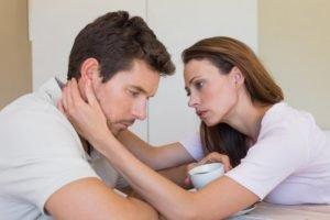 Как поддержать мужчину в трудной ситуации?