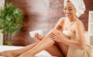 Как ухаживать за кожей тела