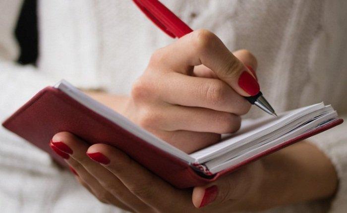 Как вести дневник успеха
