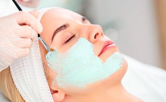 Уход за кожей после чистки
