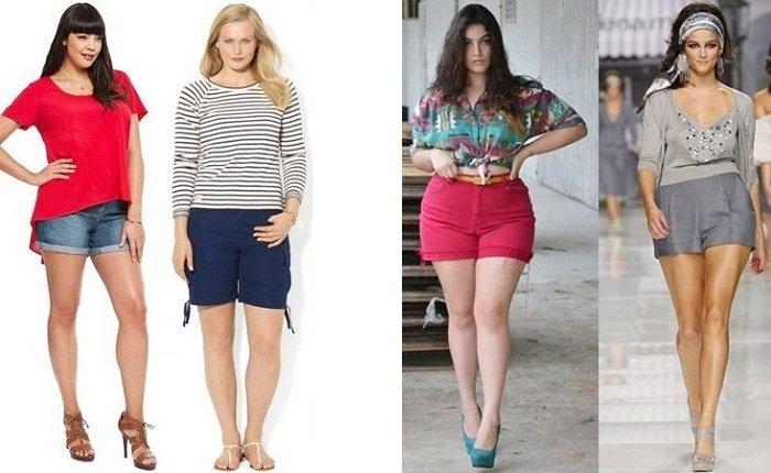 Как выбрать идеальные женские шорты