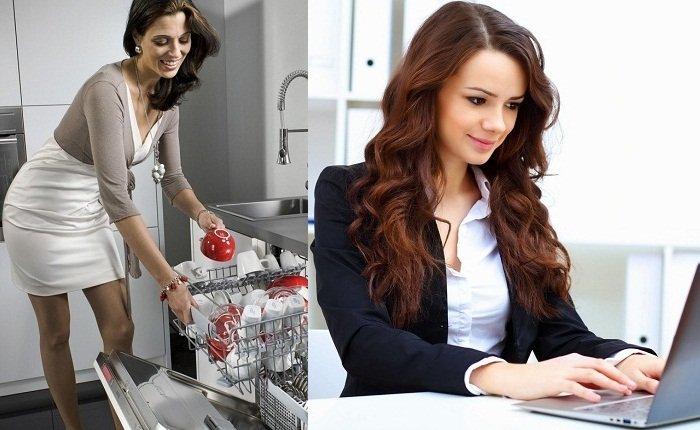 Должна ли женщина работать