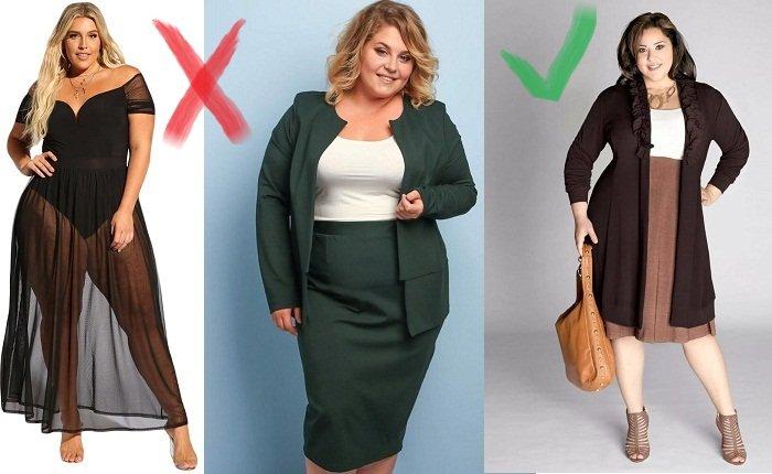 Как одеждой скрыть живот и бока? Советы стилистов