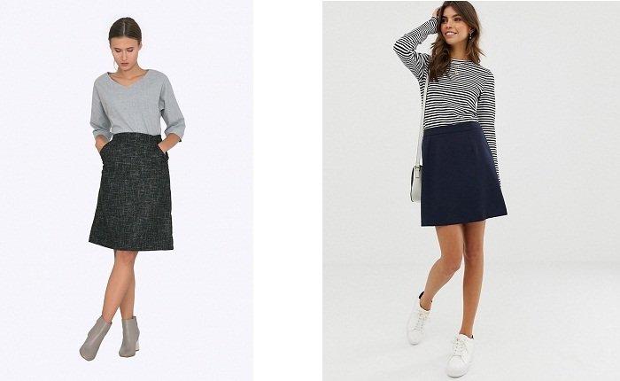 Как правильно выбрать юбку