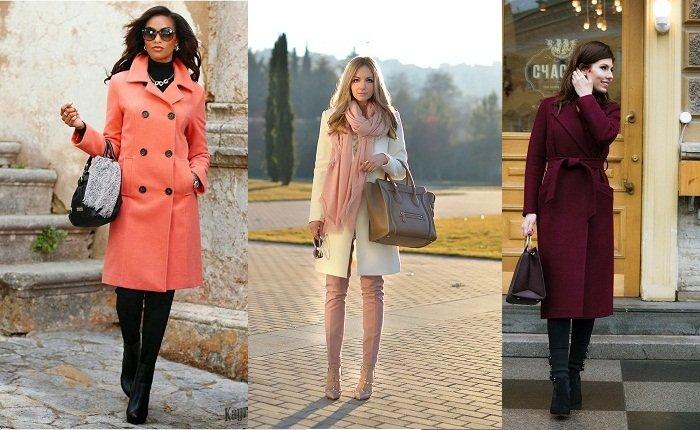 Как выбрать пальто на осень
