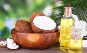 Масло кокоса в косметологии