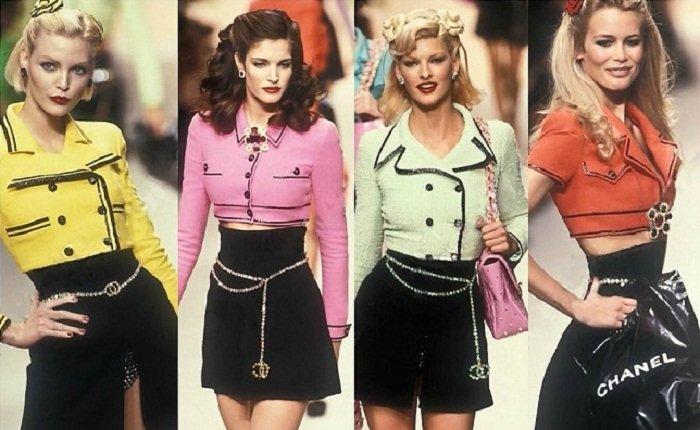 Стиль 90-х годов
