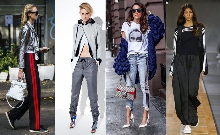 Стиль спорт-шик в одежде